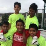 ANSA Alief players Nov. 2014